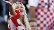 Euro 2016: bellezas de Croacia y Portugal alborotan las gradas