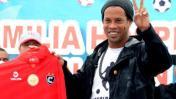 Con Ronaldinho EN VIVO, Cienciano vs. Sporting Cristal: 1-0