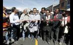 Ollanta Humala inauguró obra vial en región Junín [FOTOS]
