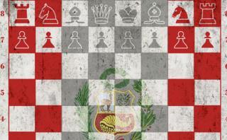 La primera partida de ajedrez, por Federico Salazar