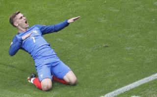 Eurocopa 2016: Griezmann anotó un doblete en cuatro minutos