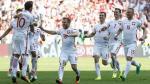 Polonia le ganó a Suiza por penales y pasó a cuartos de final - Noticias de wojciech szczesny