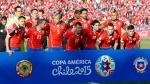 Chile seguirá siendo campeón de la Copa América hasta el 2019 - Noticias de sudamericano