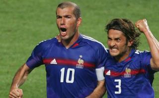 Griezmann y el doblete en la Euro que hizo recordar a Zidane