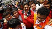Cornejo: No pienso postular a la presidencia sino a la alcaldía