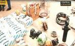 Callao: caen tres asaltantes de almacenes y contenedores