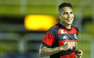 Con gol de Paolo Guerrero, Flamengo perdió 2-1 ante Fluminense