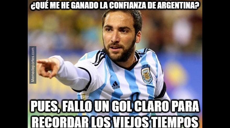 Copa América: Los mejores memes de la final Argentina vs. Chile
