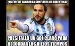 Argentina vs. Chile: los memes de la final de Copa América