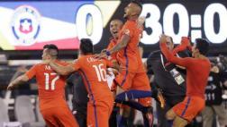 ¡Chile campeón de Copa América! Derrotó a Argentina en penales
