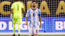 Retiro de Messi podría afectar contratos de selección argentina