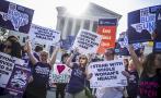 EE.UU.: Activistas pro aborto celebran fallo de Corte Suprema