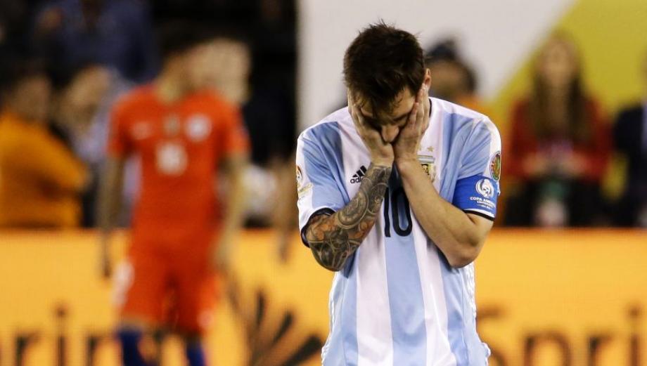 Lionel Messi entra al club de leyendas sin título de selección