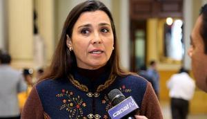 """Karla Schaefer: """"Fujimorismo tiene que manejar el Congreso"""""""
