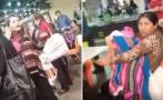 Facebook: mujer agrede a bebe y lanza insultos racistas [VIDEO]