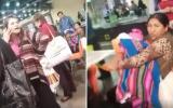 Facebook: acusan a mujer por insultos racistas y golpear a bebé