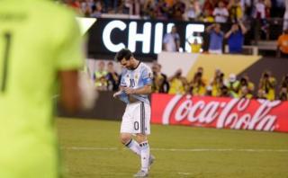 Lionel Messi: futbolistas le mostraron apoyo tras su retiro