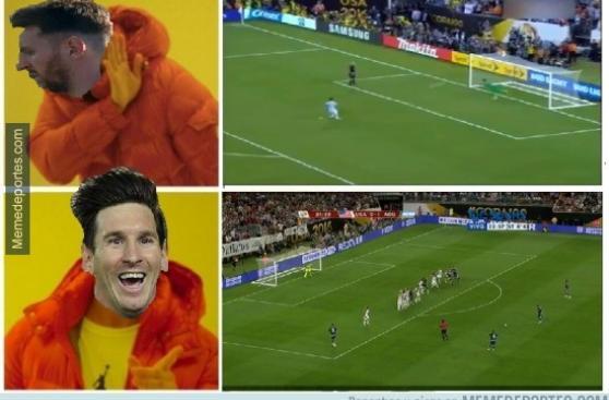 Lionel Messi: crueles memes luego de una nueva final perdida