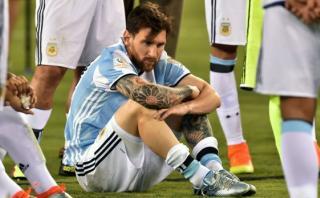 """""""NotevayasLio"""", el hashtag para que Messi regrese en Argentina"""