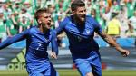 Francia venció 2-1 a Irlanda tras ir abajo en el marcador - Noticias de roy keane