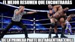 Los memes de la final de la Copa América Argentina vs Chile - Noticias de red uno