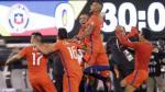 ¡Chile campeón de Copa América! Derrotó a Argentina en penales - Noticias de jose pedro fuenzalida