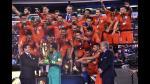 Chile campeón: algarabía, felicidad y éxtasis en imágenes - Noticias de selección de panamá