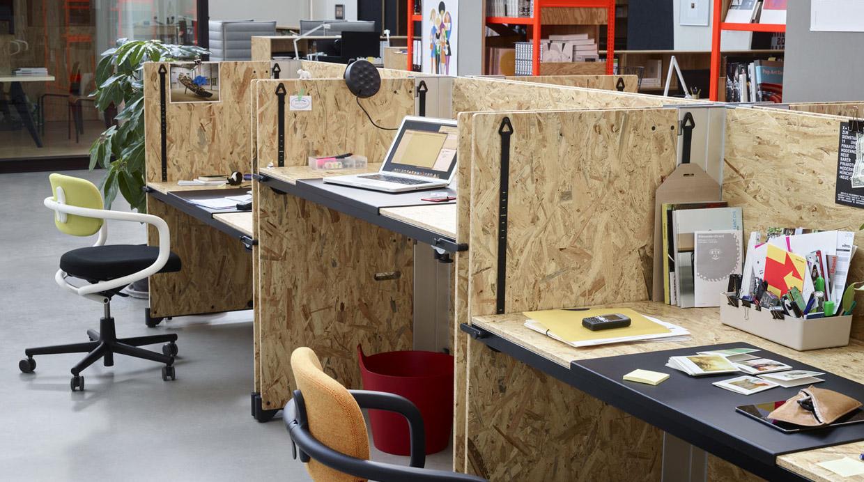 Foto hack la oficina moderna que te permite trabajar de for El comercio oficinas