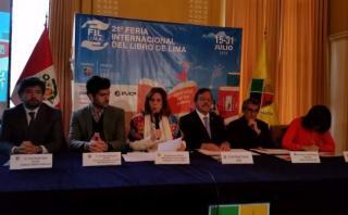 Feria Internacional del Libro de Lima: S/7 costarán entradas