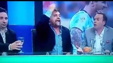 Lionel Messi originó fuerte discusión en programa de FOX Sports
