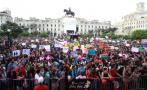 Marcha Orgullo Gay: colectivo insiste en usar Plaza San Martín