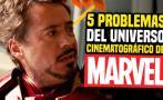 Las 5 peores cosas del universo cinematográfico de Marvel