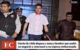 Comas: dueño de chifa que baleó a delincuente fue liberado