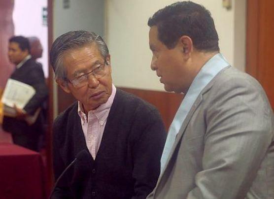 Fujimori desautoriza a su abogado por posible pedido de indulto