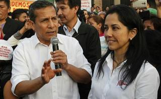 Ollanta Humala: Nadine Heredia es una talibana de la quinua