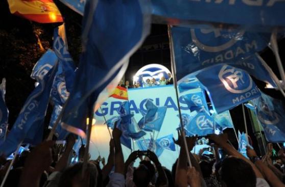 España: Por qué gana el PP en medio de escándalos de corrupción
