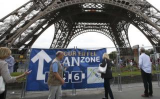 Francia: La Torre Eiffel perderá este día 20.000 visitantes