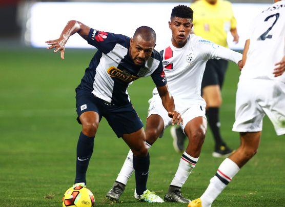 Alianza Lima goleó 3-0 a San Martín en Matute por Clausura