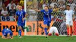 Islandia dio el golpe: ganó 2-1 a Inglaterra y avanzó a cuartos - Noticias de roy hodgson