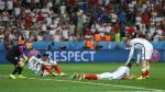 Inglaterra: llanto de una selección tras el fracaso en la Euro - Noticias de alan shearer