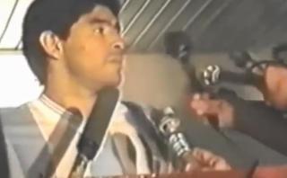 Lionel Messi: Diego Maradona también renunció a la selección