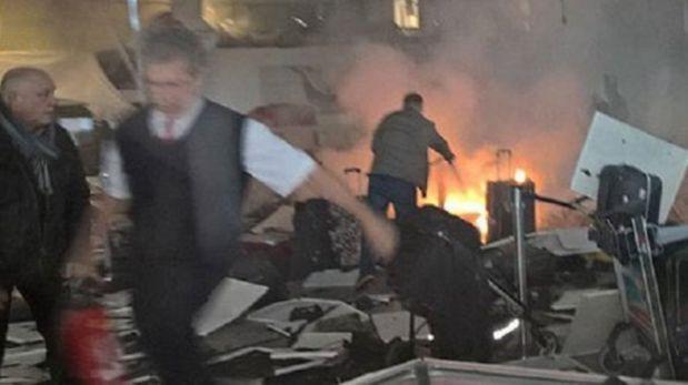 Atentado en Estambul: familiares se despiden de víctimas fallecidas | Fotos