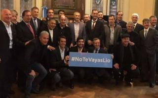 Lionel Messi: campeones de México 86 piden que no renuncie