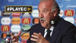 """Del Bosque: """"Decir que fue un baño ante Italia es excesivo"""""""