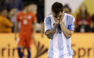 Emotiva carta de una maestra a Messi que fue leída por Tinelli