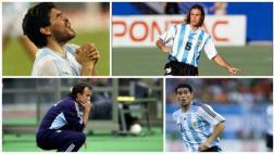 Lionel Messi y otras renuncias que dolieron en Argentina