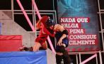 """""""Reto de campeones"""": Alejandra venció a Pesaressi en prueba"""