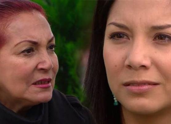 """""""Al fondo hay sitio"""": Grace y Carmen se reencontraron [VIDEO]"""
