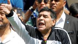 Se filtró audio de Maradona criticando a la Argentina de Messi