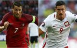 Portugal vs. Polonia: en Marsella por los cuartos de Eurocopa